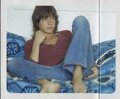 David Cassidy. Loved the Partridges.  But he was AWESOME in Blood Brothers.