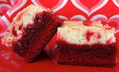 Red Velvet Cheescake Brownies...must make now!