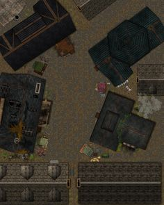1000 Images About Streets And Buildings Battlemaps On