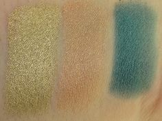 Urban Decay The Vice Palette Swatches