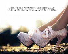 Listen to this women...