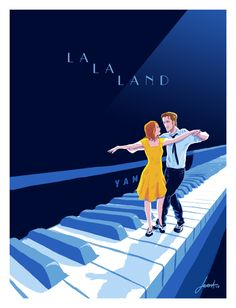 """""""People love what other people are passionate about."""" - La La Land"""