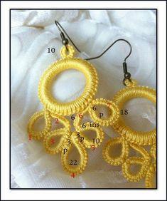 37 Best Ideas For Crochet Jewelry Patterns Free Hoop Earrings