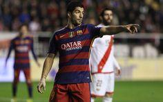 Rayo Vallecano, 1 - FC Barcelona, 5
