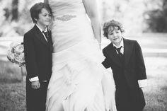 <3 my favorite wedding pic!