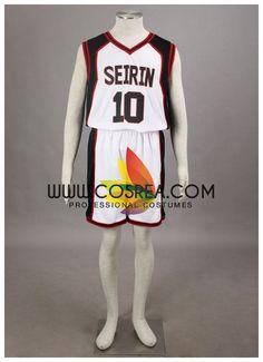 Kuroko's Basketball Taiga Kagami Seirin High Cosplay Costume Ryota Kise, Kagami Taiga, Professional Costumes, Kuroko Tetsuya, Kuroko's Basketball, Cosplay Costumes, Tank Tops, Fitness, Fabric