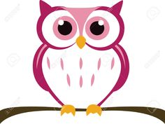 Illustration about Cute Vector Pink Owl. Illustration of background, charming, icon - 34410704 Owl Cakes, Owl Vector, Pink Owl, Tweety, Symbols, Drawings, Illustration, Cute, Owls