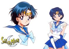 Super Sailor Mercury - Sailor Moon Sailor Stars