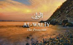 55. Al-Waliy – The Protector