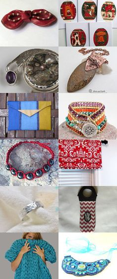 Christmas Gifts :) by larisa on Etsy--Pinned with TreasuryPin.com