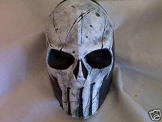Army of Two Punisher mask by dragostat2.deviantart.com on @deviantART
