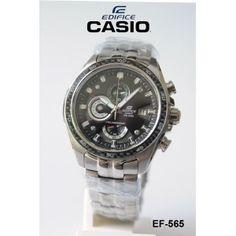 CASIO EDIFICE ORIGINAL BM  (BLACK MARKET)  KELENGKAPAN : BOX, SERTIFIKAT, MANUAL BOOK  CHRONO AKTIF  Rp 770.ooo,-