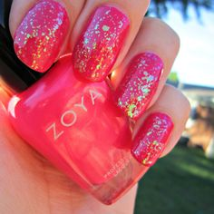 Concrete and Nail Polish: Layering With Zoya Yana & Maisie