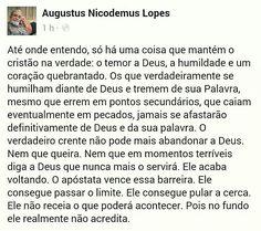 Augustus Nicodemos Sola Scriptura, Continue, Words, Spiritual Growth, God Is Good, Humility, Reading, Thoughts, Pilgrim