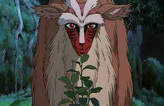 The-Spirit-of-the-forest-princess-mononoke