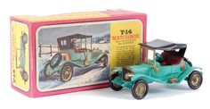 Matchbox Models of Yesteryear No.Y14-2 Maxwell Roadster 1911