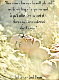 43 Best Sarah Dessen Images Sarah Dessen Books Awesome Quotes