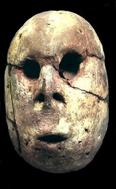 Ancient Egypt: The Neolithic Period in Lower Egypt, considering the peoples categorised as Faiyum A, Merimde and El Omari Ancient Aliens, Ancient Egypt, Ancient History, Art History, Grandeur Nature, Sculpture Head, Mystery Of History, Historical Art, Egyptian Art