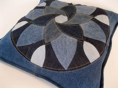 oh my! - another recycled denim idea!!