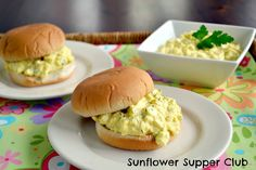 Egg Salad ~ With a little secret ingredient to give it a little extra something!