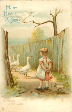 An poster sized print, approx (other products available) - Genre image of late Victorian life. Artist: Helen Jackson Date: 1898 - Image supplied by Mary Evans Prints Online - Poster printed in the USA Old Illustrations, Vintage Illustration, Poster Prints, Framed Prints, Canvas Prints, Art Prints, Vintage Birthday, Vintage Easter, Vintage Pictures