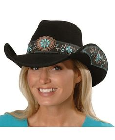 Ladies Cowboy Hats on Sale