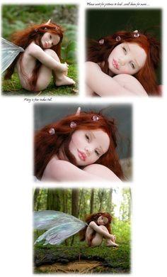 Polymer Clay Art Dolls   polymer clay art dolls / emily's fairies