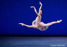Lucia Lacarra - Photo by Gene Schiavone