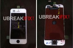 iPhone 5 front panel images leaked - As to all Apple's products, the rumors about what its future devices will look like and what features will have just keep being leaked online. This t...
