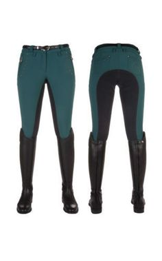"SALE - WINTER NEW HKM LAURIA GARRELLI F/SEAT BREECHES W29.5"" UK30 - Pikeur in Sporting Goods, Equestrian, Rider Clothing & Accessories   eBay"