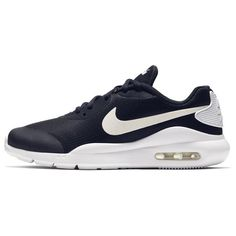 Check out our full selection of kids footwear, including these Nike Air Max Oketo Junior Trainers. Air Max Sneakers, Sneakers Nike, School Shoes, Kid Shoes, Nike Sportswear, My Bags, Big Kids, Nike Air Max, Trainers