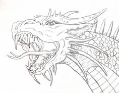 dragon scetch - Norton Safe Search