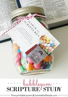 Bubblegum Scripture Reading - Somewhat Simple