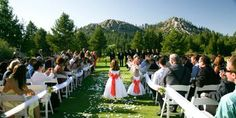 Check out some of the gorgeous views and elegant locations of our venues in Lake Tahoe, California!