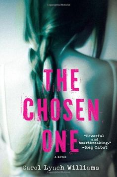 The Chosen One (Recommended as one of the saddest books by the YALSA list serve. I didn't think it was one of the saddest, but everyone reads books differently.)