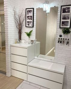 Home cupboards in the hallway 🌿 🌿 ⠀ ⠀ ⠀ ⠀ M … – Home cupboards … – Bedroom Inspirations Home Theater Design, Home Room Design, Home Interior Design, House Design, Homemade Cabinets, Living Room Decor, Bedroom Decor, Ikea Bedroom, Home Entrance Decor