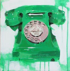 Telephone Green Whitehall  www.james-paterson.com