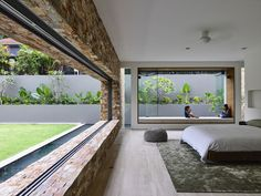 KAP-House,Courtesy of ONG&ONG Pte Ltd