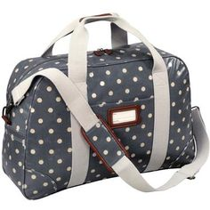 Love all of Kath Kidston. Great Bags, Great prints!