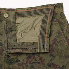 Tommy Hilfiger Brooklyn Printed Shorts - sassafras-pt - Tommy Hilfiger Shorts - detail image 3
