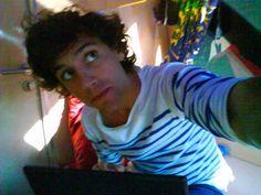Mika selfie 2008
