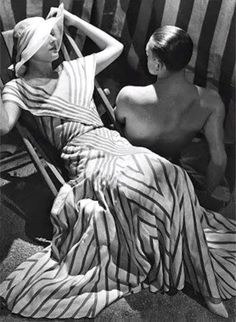 Chanel, 1933. Photographed by George Hoyningen-Huene for Vogue.