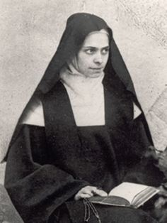 """""""I try to give joy to my Master by being, even on earth, the 'Praise of Glory.'"""" ~ Bl. Elizabeth of the Trinity"""