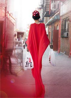 The Morning After - fotografia de Caroline Knopf, styling de Holly Suan Gray. 22ª edição da Schon Magazine.