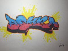 Graffiti Beyza Donald Duck, Graffiti, Disney Characters, Fictional Characters, Art, Art Background, Kunst, Performing Arts, Fantasy Characters