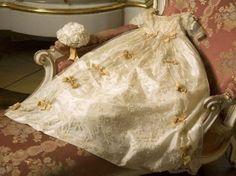 Original Christenning Gown from Imperatrice Elizabeth I (Sissi)