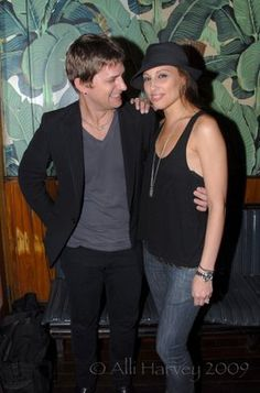 Rob & Marisol Thomas- The are are so beautiful together! Love they way he loves her!