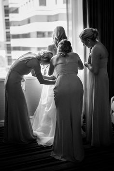 Erika Christine Photography - Detroit Wedding Photographer - Michigan Wedding Photographer - The Henry, Dearborn Michigan Wedding - Classic Wedding Photographer - Black and White Wedding Photos - Ballroom Wedding - Metro Detroit Wedding Photographer