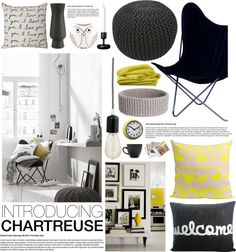 """""""Introducing: Chartreuse"""" by emmy on Polyvore"""