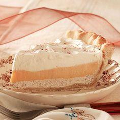 Eggnog cream pie... Great for Christmas !